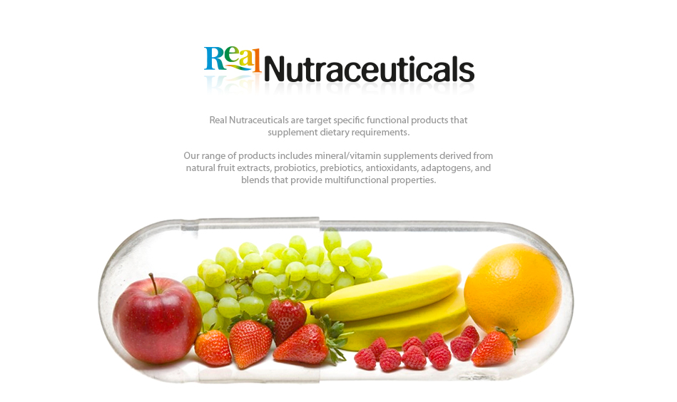 real nutraceuticals